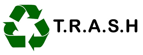 Trash Recycling Exeter Logo